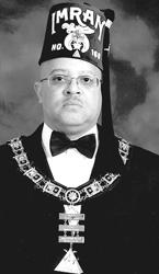 Creedmoor man given new duties with Shrine