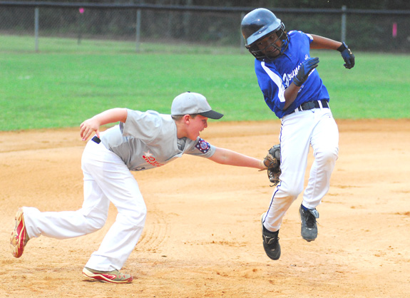 Youngsville Third At Minors