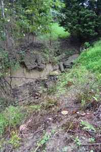It's confusion over erosion!