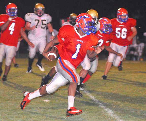 LHS Collects First Victory