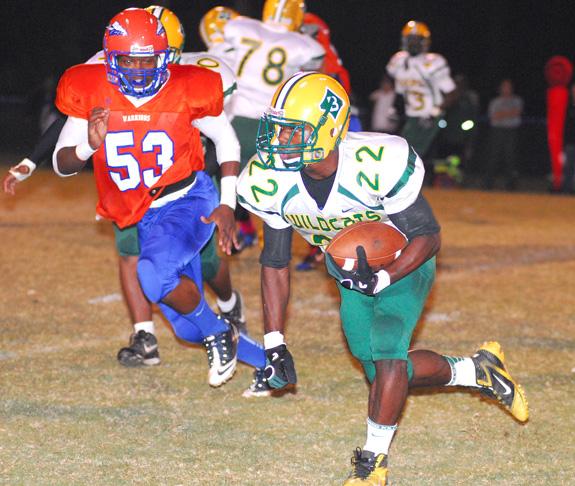 Bunn Defeats LHS But High Suffers Injury
