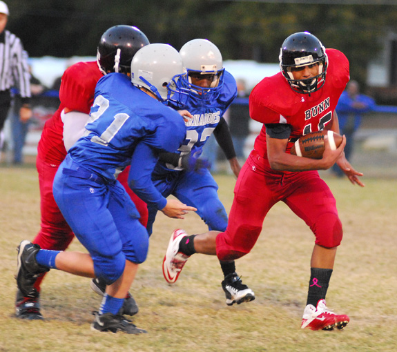 BMS Rallies Past Tornadoes