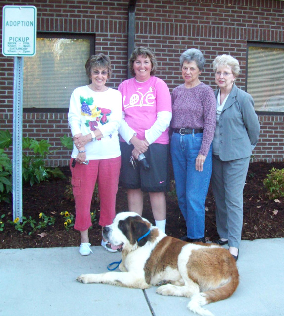 Louisburg Garden Club goes out on a major success!