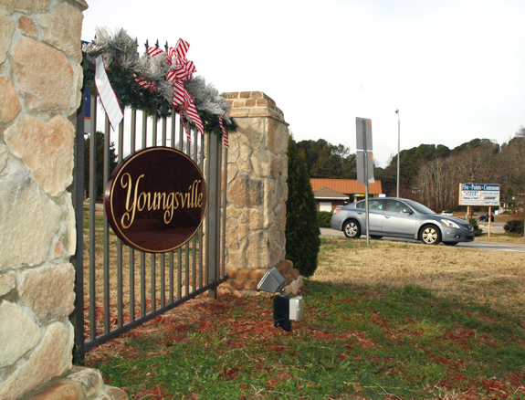 Youngsville residents invited to give town a bit of straight talk