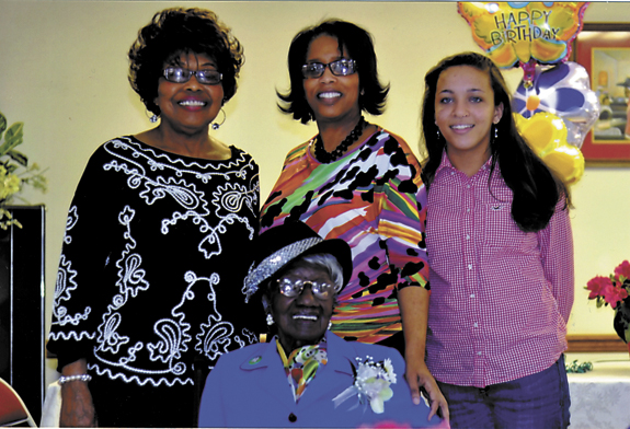 <i>101st birthday!</i>