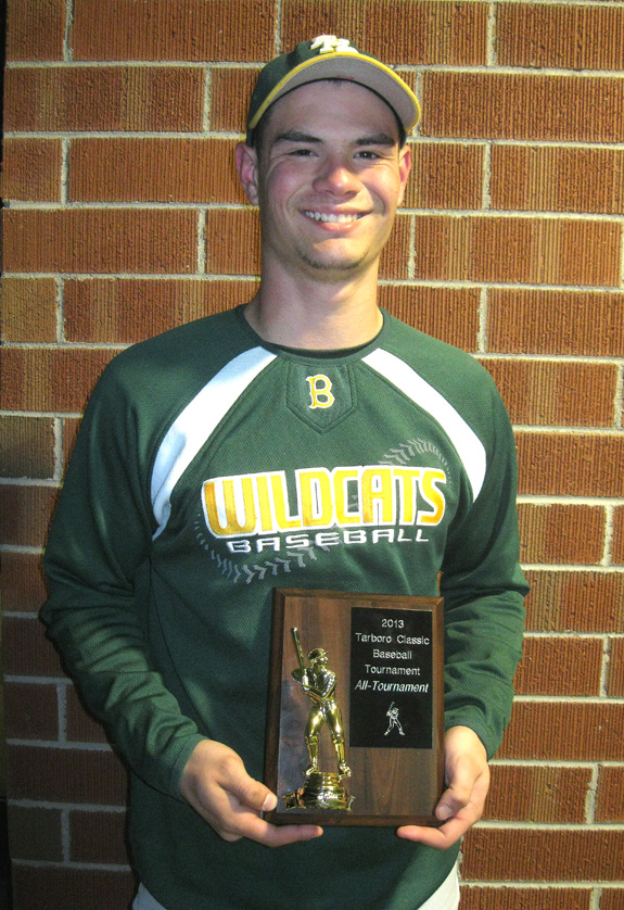 Bunn claims third at Tarboro Tourney