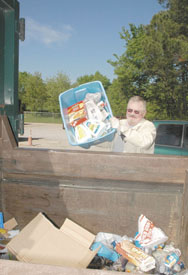 <i>It works! 'Single stream' recycling proving its value</i>