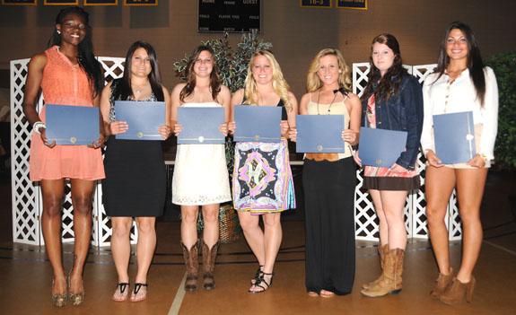 Louisburg players claim Region X honors