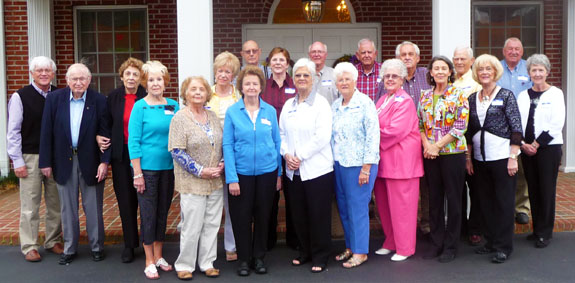 Mills High Class of '57 gets together
