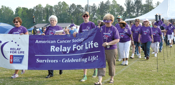 Franklin County Relay for Life, pics 3