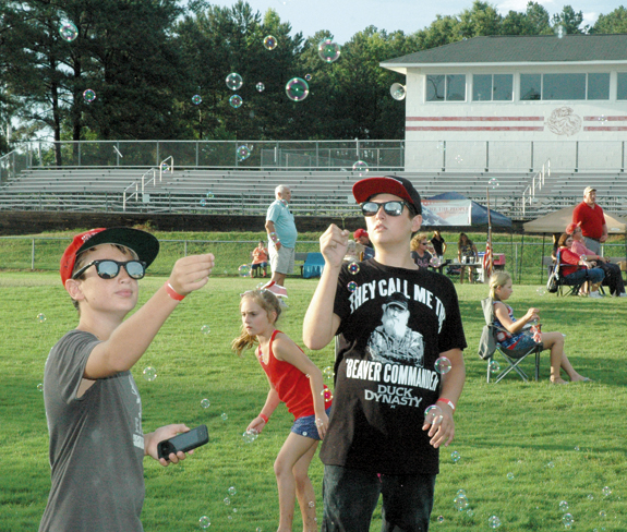 Franklinton celebrates nation's birthday! pics, 1