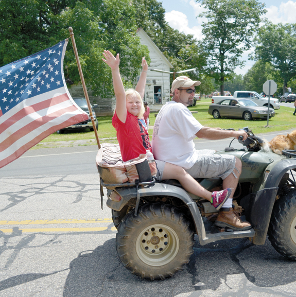 But in Alert, July 4 is time for a parade, Pics 1
