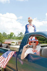 But in Alert, July 4 is time for a parade, Pics 2