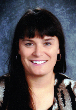 <i>County  teacher earns scholarship</i>