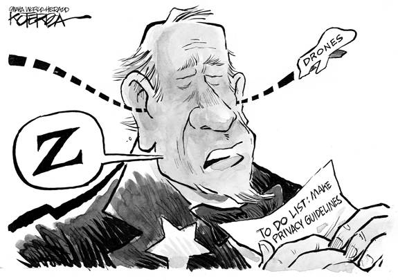 Editorial Cartoon: To Do
