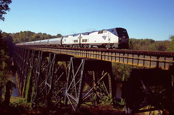 <i>NC Transportation Museum offers fall day trips</i>