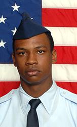 Airman finishes basic training