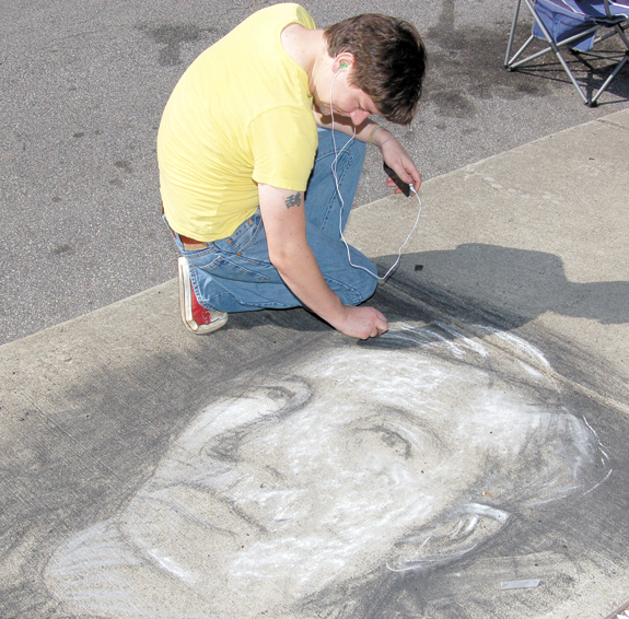 ART ON THE STREET