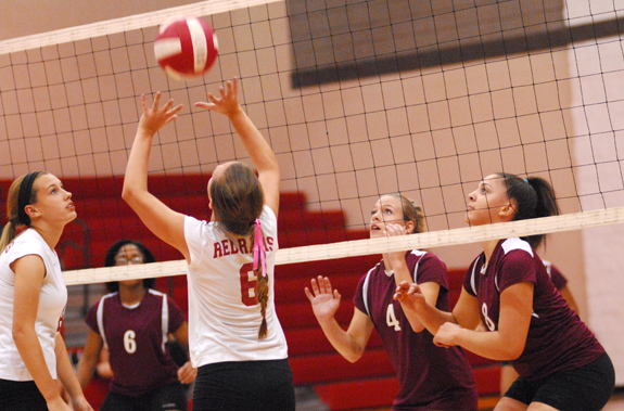 Lady Rams Seek Second Spot