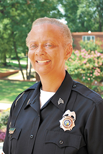 Police chief named at Louisburg College