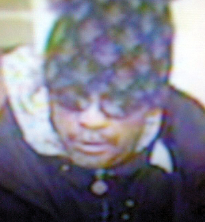 FBI, local police hunt bank robber