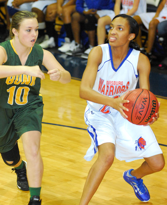 Bunn delivers versus LHS