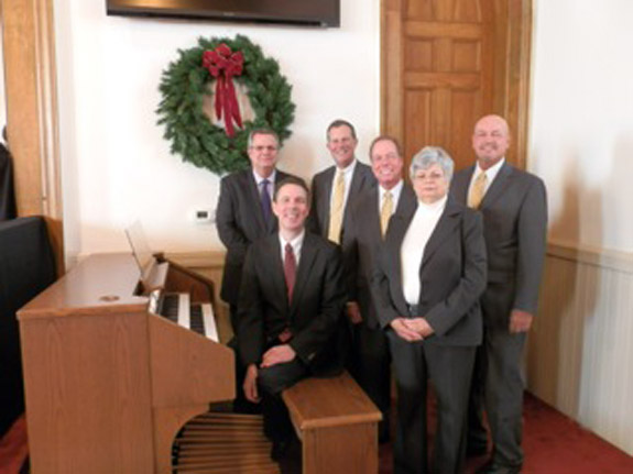 <i>Church receives gift of music</i>