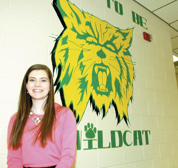 <i>Bunn High coed wins prestigious Morehead Scholarship</i>