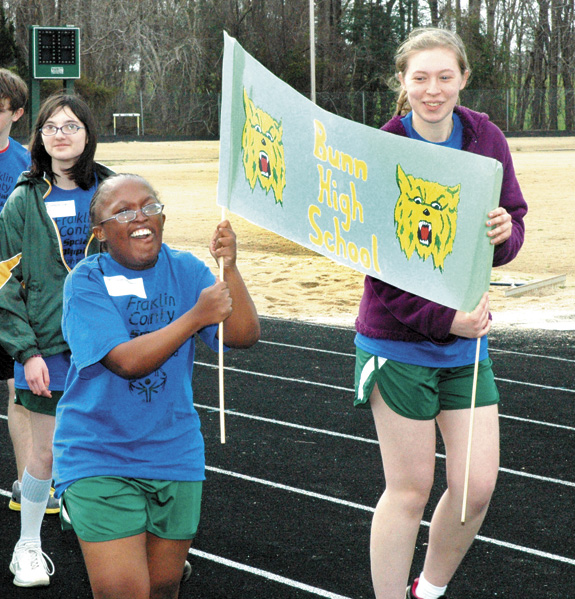 <i>Special Olympics: Athletic events and so much more!</i>