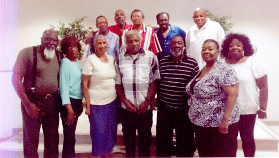 <i>Class of 1963 is reunited</i>