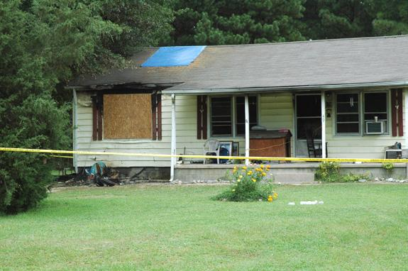 Breaking News: Fatal Fire in Zebulon