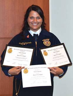 <i>Multiple honors earned</i>