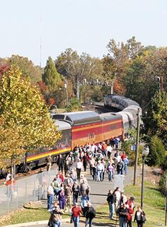 <i>Autumn train tours return to popular destinations</i>