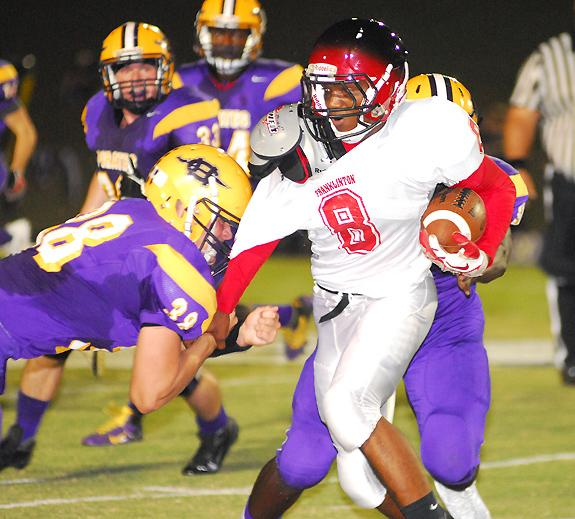 Pirates End Franklinton's Unbeaten String