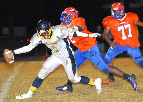 Louisburg Closes In Convincing Fashion