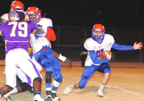 LHS Closes With Loss At Tarboro