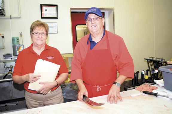 <i>Moss Foods: A hometown success story</i>