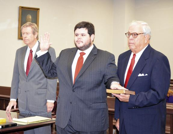 New attorney takes oath