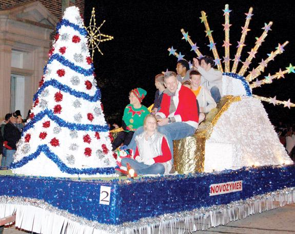 Sights, sounds and spirit of Christmas reign supreme, 1
