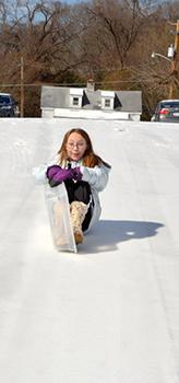 <i>Winter blast freezes county!</i>