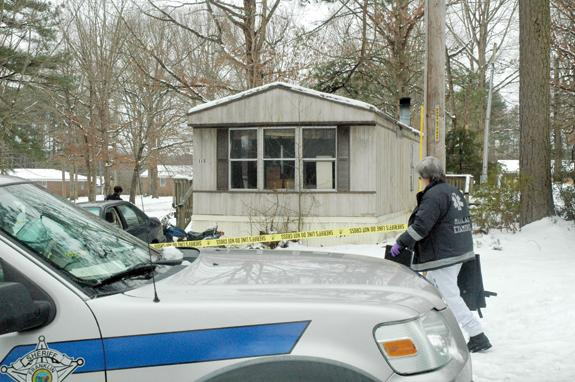 Neighbor faces murder count; was on probation