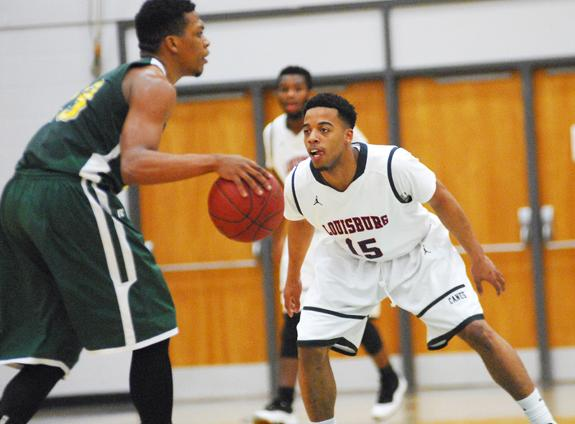 Louisburg Ousts Vanguards