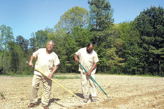 <i>Feeding Franklin: Community Garden's goal doubled</i>