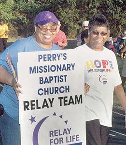 Franklin County Relay for Life pics 2