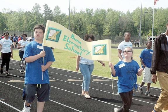 Big weekend looms for nine local Special Olympians