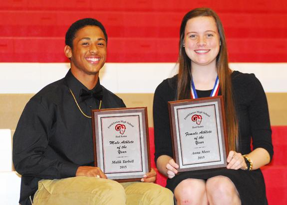 FHS ATHLETES OF THE YEAR