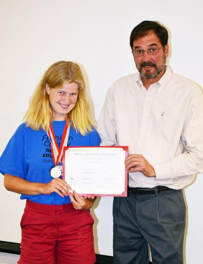 <i>Franklin County's Special Olympians honored</i> Pics, 1