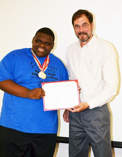 <i>Franklin County's Special Olympians honored</i> Pics, 3