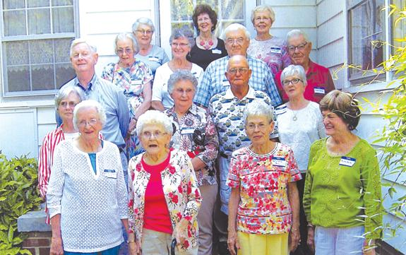 <i>Mills School Class of '55 marks 60th anniversary</i>