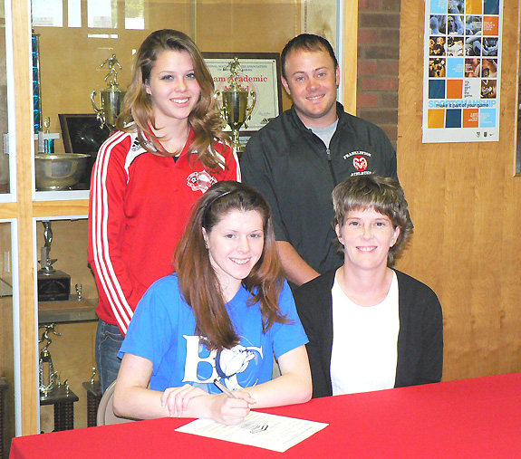 FHS' Mikulski Makes It Official